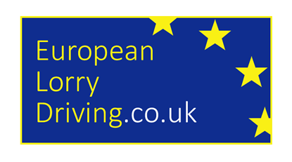 Become A European HGV Driver | European Lorry Driving